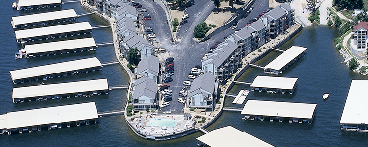 Southwood Shores aerial photo